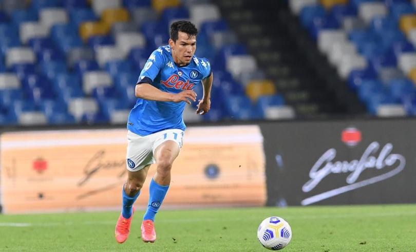 El golazo del Chucky Lozano ante Udinese