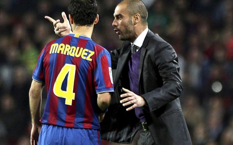 Pep Guardiola compra casa que le perteneció a Rafa Márquez en Barcelona