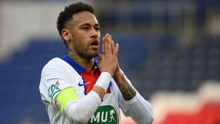 Neymar no descarta jugar en algún momento a lado de CR7