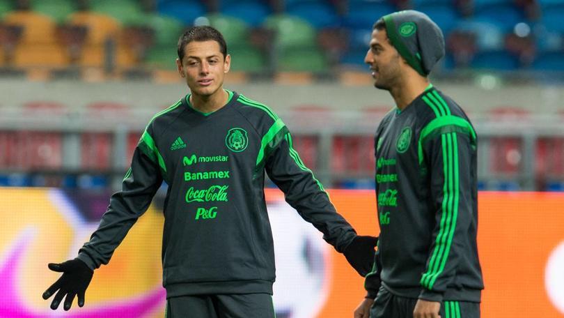 Chicharito y Carlos Vela, los mejores pagados de la MLS