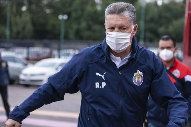 """Peláez describió de """"fracaso"""" el torneo de Chivas"""