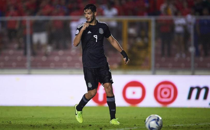 Raúl Jiménez es convocado para el Final Four de la Nations League