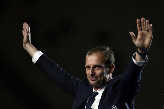 Massimiliano Allegri sería el próximo técnico del Real Madrid