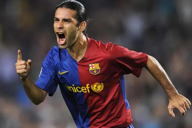 Rafa Márquez se habría reunido con la directiva del Barcelona