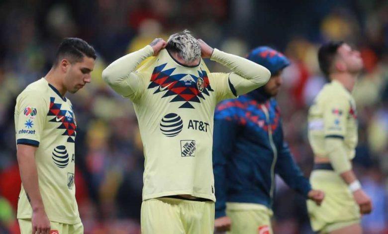 Nico Castillo y las otras bajas que planea el América para el Apertura 2021