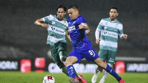 Tecnología pronóstica Cruz Azul vs Santos en la final del Guardianes 2021