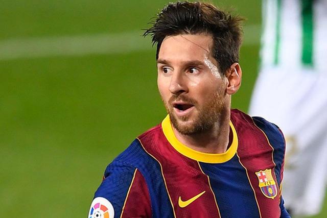Lionel Messi no estará ante Eibar
