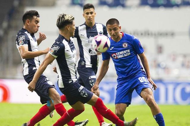 Cruz Azul y Rayados se enfrentarán en una de las semis de la Concachampions