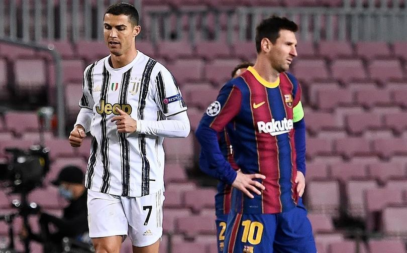 Menores fueron de Marruecos a Ceuta con la promesa de conocer a Messi y Cristiano