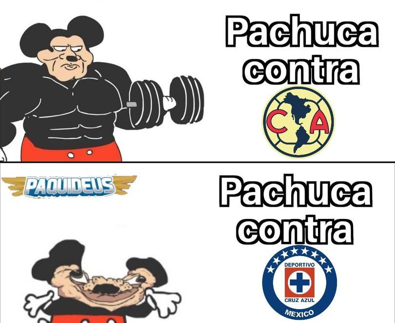 Cruz Azul ha vuelto a una final y los memes no faltaron