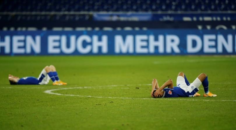 El descenso afectó a varios clubes importantes de Europa