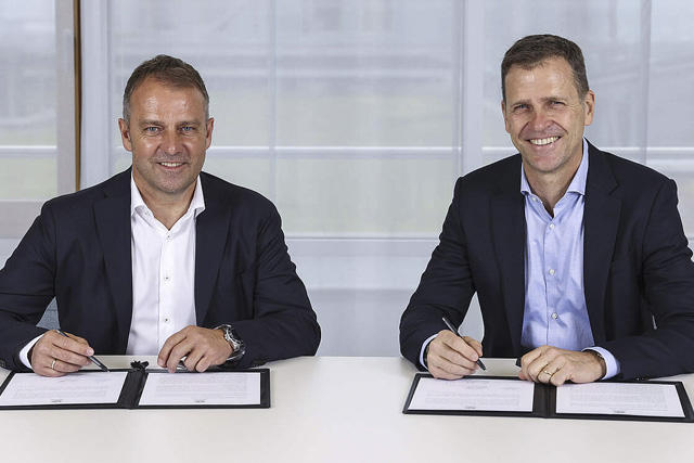 Hansi Flick es nuevo técnico de Alemania