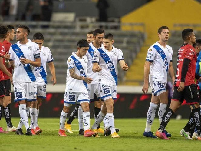 Ormeño y Reyes serían las primeras bajas del Puebla tras la eliminación