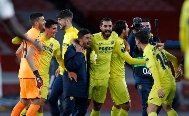 La Europa League dejó grandes recuerdos a los aficionados