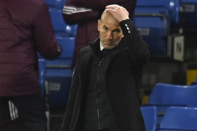 Zinedine Zidane deja de ser técnico del Real Madrid