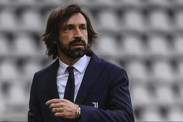 Andrea Pirlo deja de ser entrenador de la Juventus