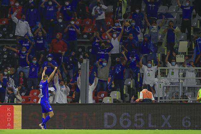 Cruz Azul es campeón del futbol mexicano