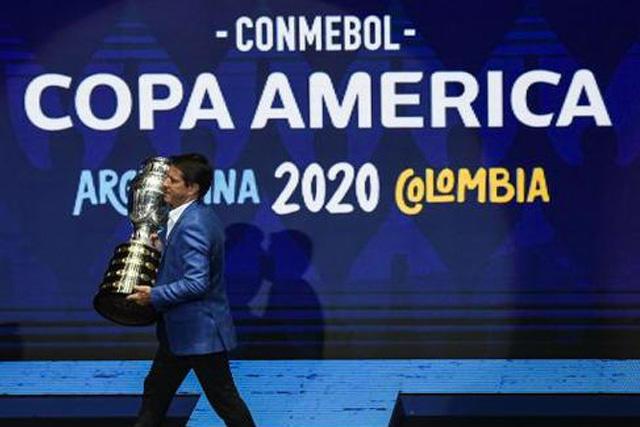 La Copa América cambia de sede, se jugará en Brasil