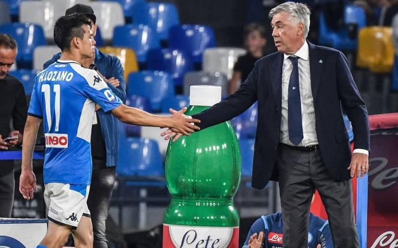 Ancelotti firmó con el Madrid y aficionados quieren que se lleve al Chucky