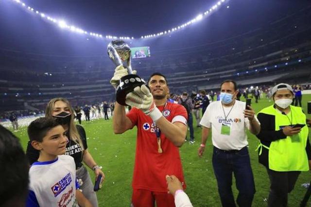 Cruz Azul y los otros cinco campeones del futbol mexicano