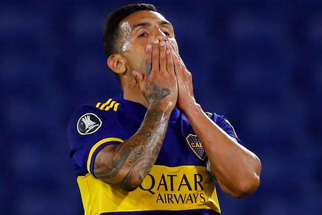 Carlos Tévez se marcha de Boca Juniors este verano