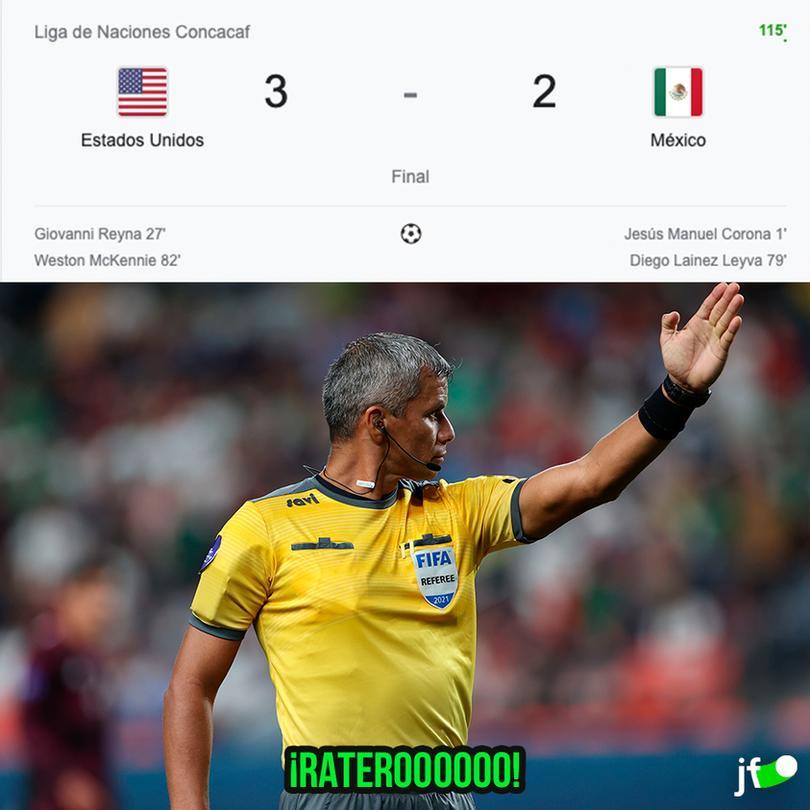 El Tri perdió el juego, pero los memes no hicieron falta