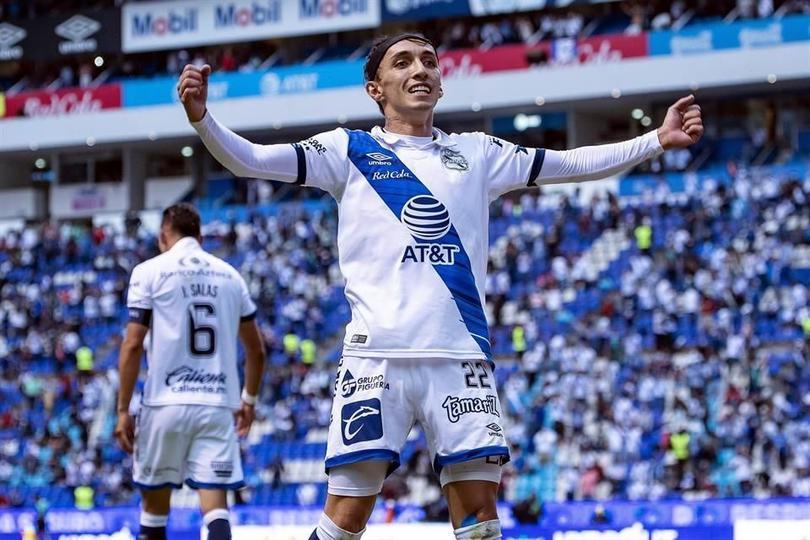 Fernández llega junto con Ormeño del Puebla al León