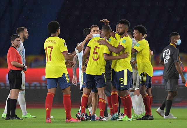 Las eliminatorias de Conmebol dejaron grandes resultados previo a la Copa América