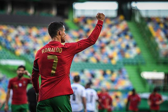 Cristiano está muy cerca del Récord goleador en selecciones nacionales