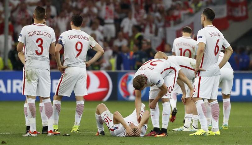 Polonia vs España