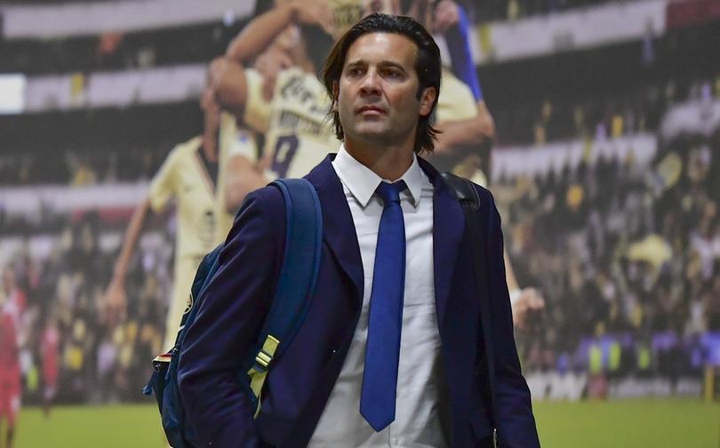 Solari declaró que le gustaría dirigir en el futbol italiano