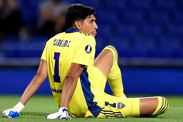 Esteban Andrada debe devolver un dinero a Boca Juniors para poder fichar con Rayados