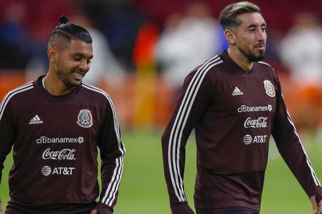 Tecatito y Herrera ya han sido compañeros en el Porto y la Selección Mexicana