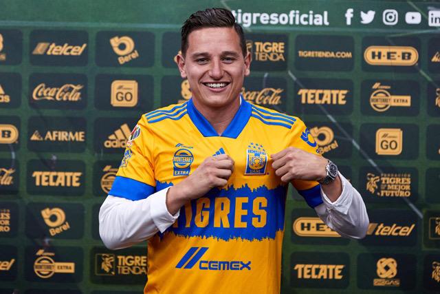 Florian Thauvin fue presentado oficialmente como jugador de Tigres