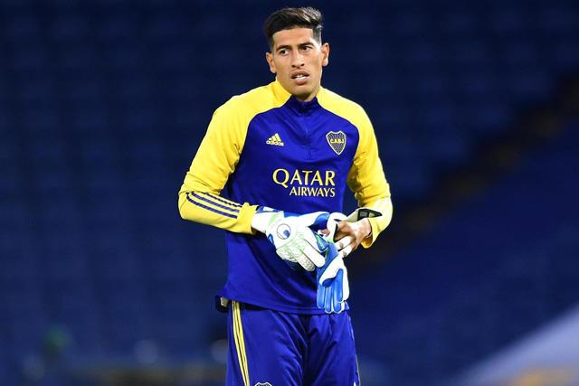 Esteban Andrada confirma su fichaje con Rayados