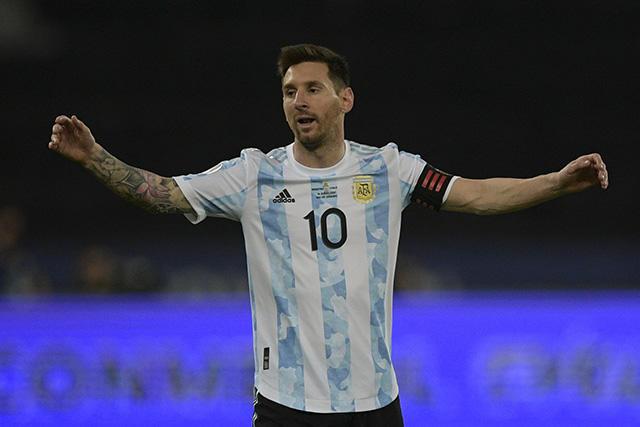 Argentina vs Chile en Copa América