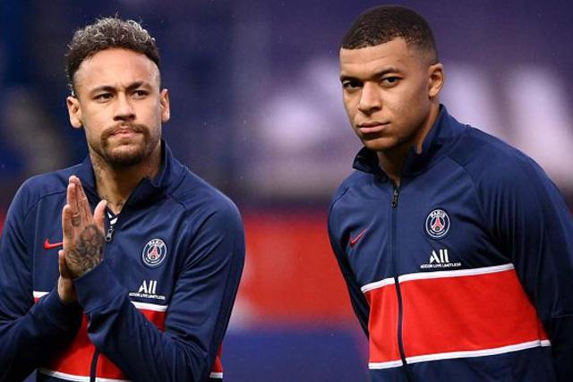 Neymar y Mbappé se quedarían sin ir a Tokio 2020