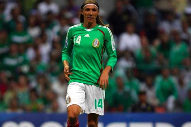 Leandro Augusto jugó partidos de eliminación para Sudáfrica 2010