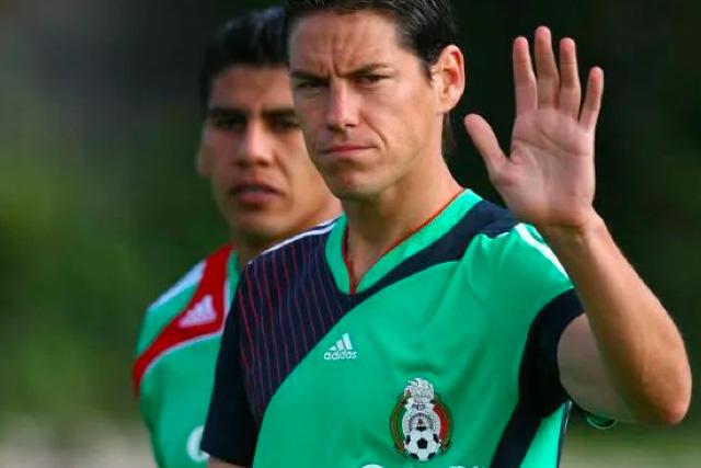 El Guille jugó 2 mundiales son la selección mexicana