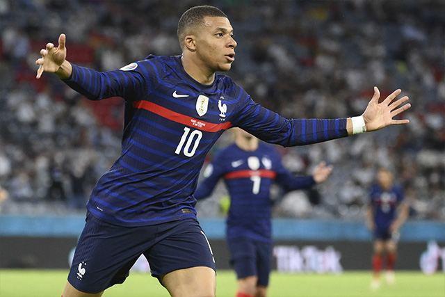 Francia vs Alemania en la Eurocopa 2020