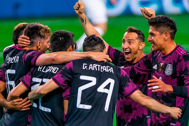 México ya conoce a sus rivales en las eliminatorias hacia Qatar 2022