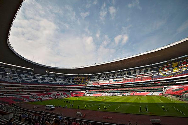 Lotería Nacional rifará un palco del Estadio Azteca con valor de 20 millones de pesos