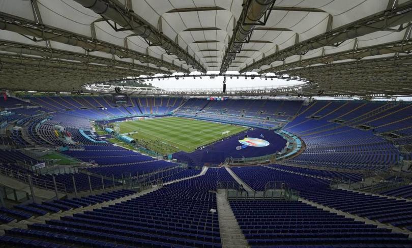 Un ciudadano alertó a la policía por un objeto sospechoso cerca del Olímpico de Roma