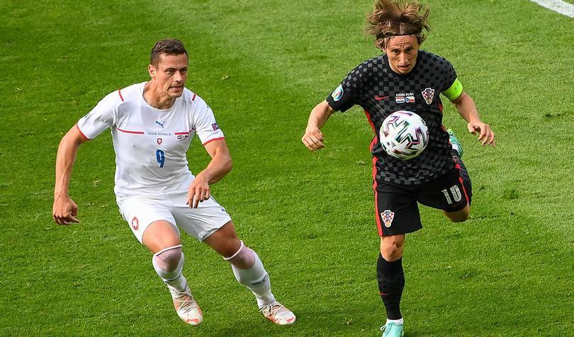 Croacia vs República Checa Eurocopa 2020