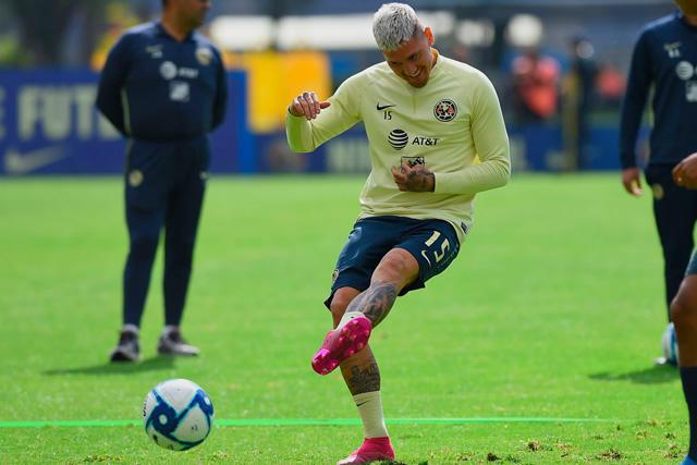 Nico Castillo volverá a las canchas para jugar la pretemporada con América