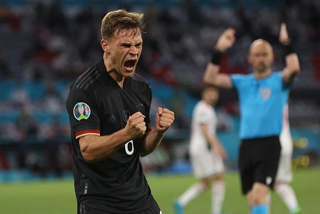 Alemania se mete a octavos tras empatar 2-2 ante Hungría