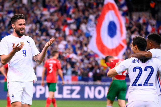 Francia, el favorito para llevarse la Euro 2020