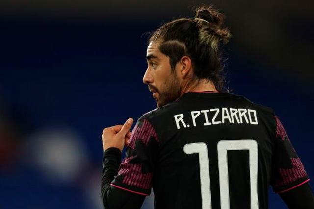 Rodo Pizarro sería baja para la Copa Oro con México