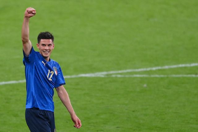 Matteo Pessina puso el que parece ser el gol definitivo del partido