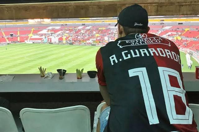 Aficionados rojinegros se ilusionan con el posible regreso de Andrés Guardado